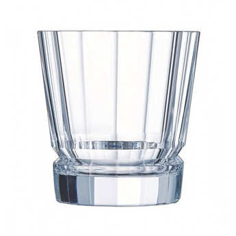 Cristal d'Arques Paris - Coffret 2 gobelets en cristal 32cl - Macassar