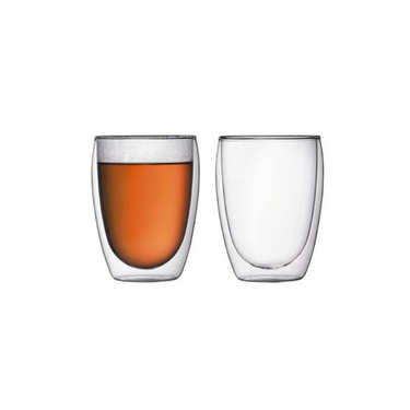Set 2 double-sided glasses of 35 cl - Pavina