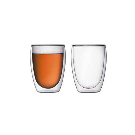 Bodum - Set 2 double-sided glasses of 35 cl - Pavina
