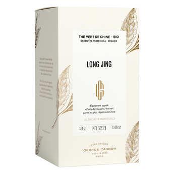 Ets George Cannon - Organic Sencha green tea from Zhejiang bag - Tea Bags