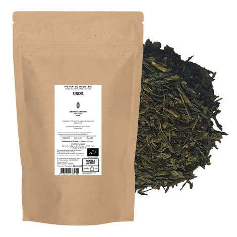 Ets George Cannon - Organic Sencha green tea from Japan - bag