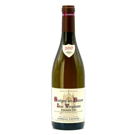"Domaine Dubreuil-Fontaine - Savigny-les-Beaune 1er cru ""Les Vergelesses"" - White Wine"