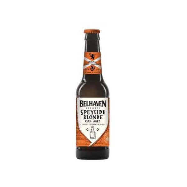 Belhaven Speyside Oak Aged - Bière écossaise 6.5%