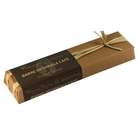 Chocolats François Pralus - Dark Chocolate & Coffee Bar - Pralus