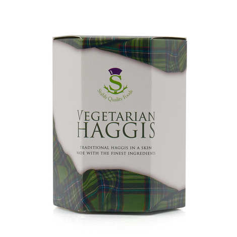 Stahly Quality Foods - Haggis végétarien