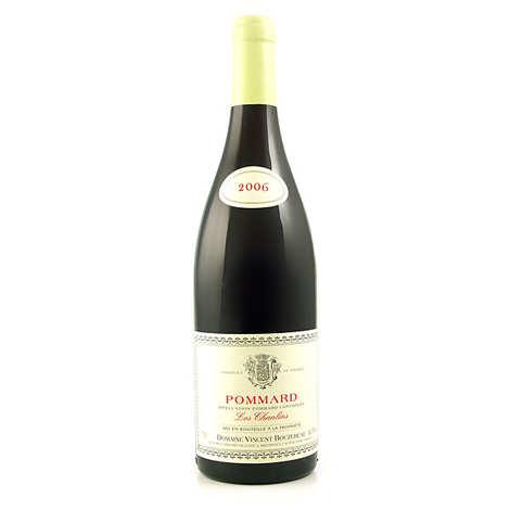 Domaine Vincent Bouzereau - Pommard Vincent Bouzereau vin rouge