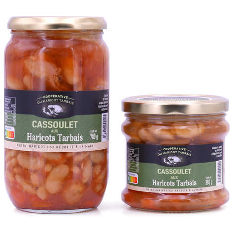 Coopérative du haricot tarbais - Cassoulet with Baked Beans