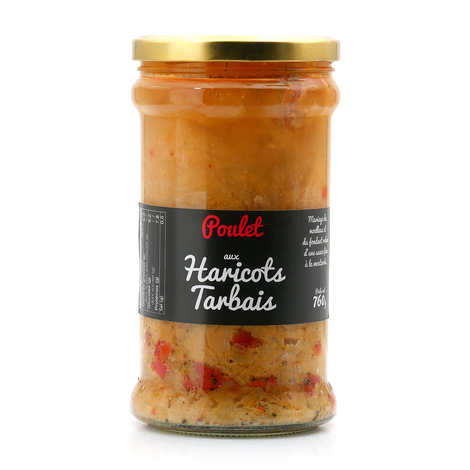 Coopérative du haricot tarbais - Chicken with Baked Beans