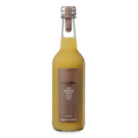 Alain Milliat - Green Tomato Juice - Alain Milliat