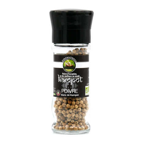 Ethnoscience - Organic Kampot White Pepper