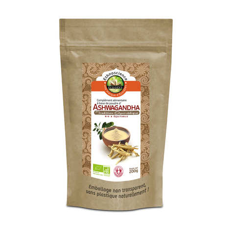 Ethnoscience - Ashwagandha organic and fair