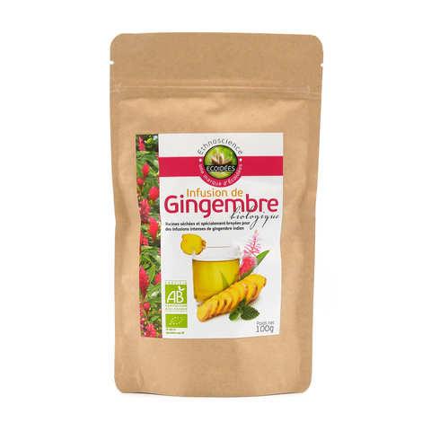 Ethnoscience - Organic Ginger herbal tea