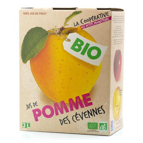 Origine Cévennes - Jus de pomme bio des Cévennes