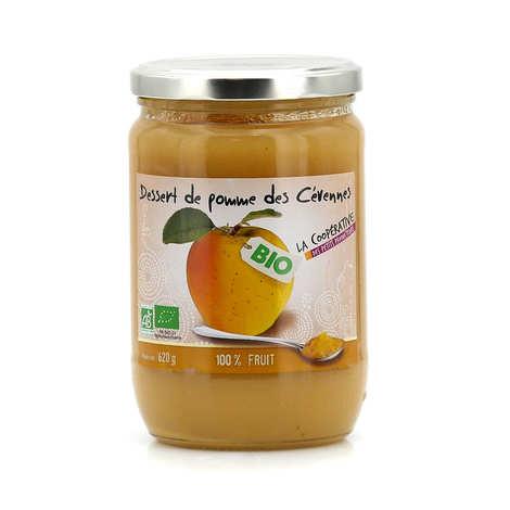 Origine Cévennes - Dessert de pommes bio des Cévennes