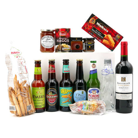 BienManger paniers garnis - Nation Box for the Rugby World Cup