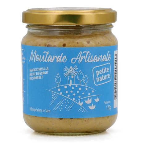 Moutarde Eglantine de Lautrec - Mustard from Lautrec (France)