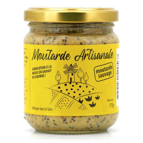 Moutarde Eglantine de Lautrec - Mustard With Ravenelle from Lautrec (France)