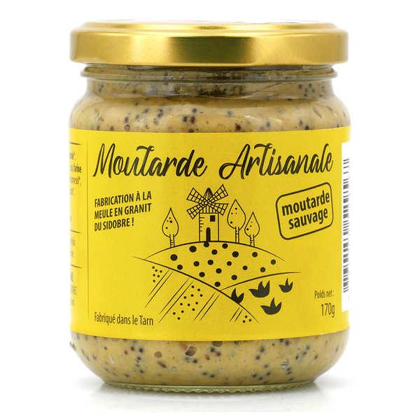 Moutarde sauvage à la ravenelle de Lautrec