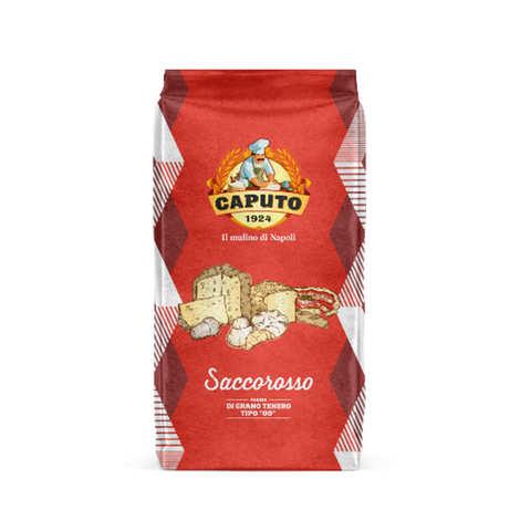 "Caputo - Farine Caputo Saccorosso - type""00"" rouge"