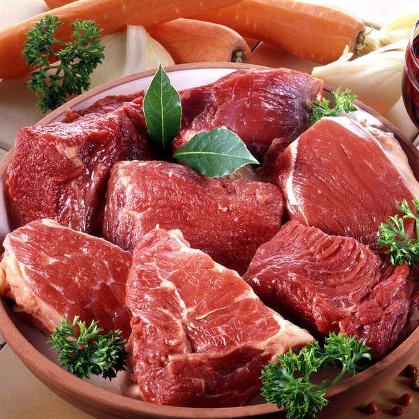 Bourguignon beef Aubrac breed