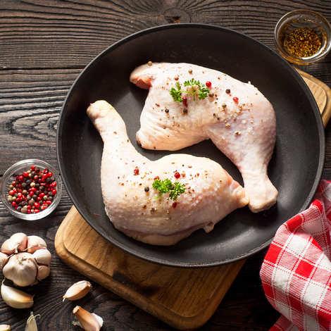 Maison Bousquet - Cuisses de poulet Label Rouge des Landes