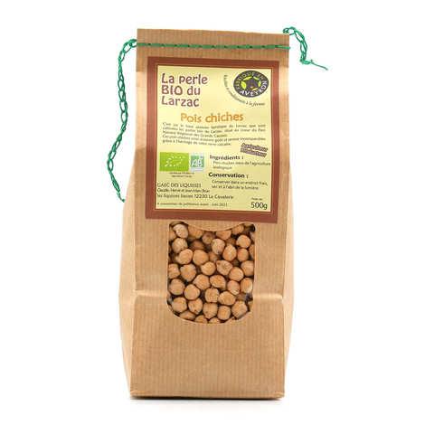 Gaec des liquisses - Organic Chickpeas Larzac