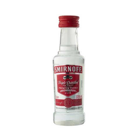 Smirnoff - Sample bottle of Smirnoff Vodka 37.5%