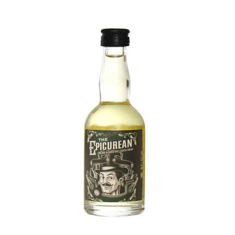 The Epicurean - Sample bottle of Whisky - The Epicurean 46.2%