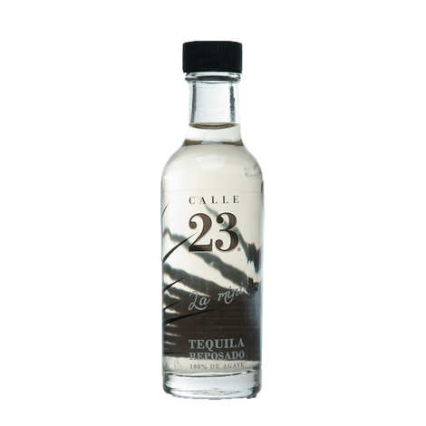 Calle 23 - Sample bottle of Tequila Calle 23 Reposado 40%