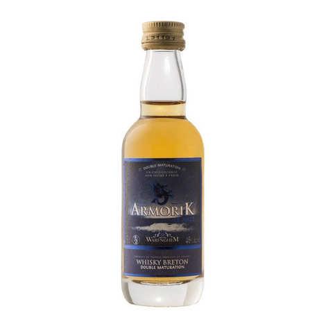 Distillerie Warenghem - Double Maturation Armorik Whisky - Sample bottle - 46.8%