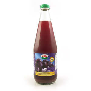 Elite Naturel - Organic Acai, Pomegranate and Blackberry juice