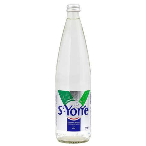 St-Yorre - Eau minérale naturelle gazeuse de St-Yorre