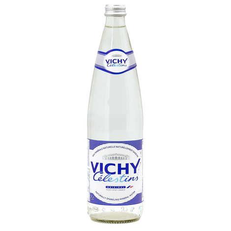 Vichy Célestins - Eau minérale naturelle gazeuse de Vichy