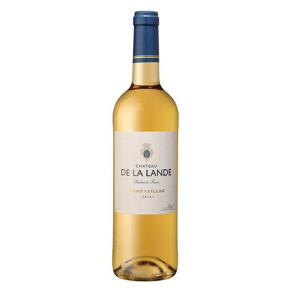 Monbazillac Château de la Lande vin blanc moelleux