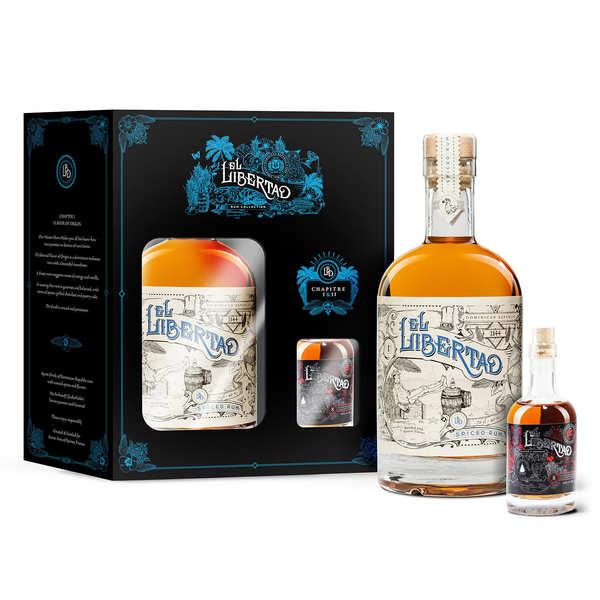 Coffret Rum Collection Chapitre I&II El Libertad