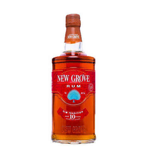 Grays Distilling - Rhum New Grove 10 ans Old Tradition - 40% (Ile Maurice)