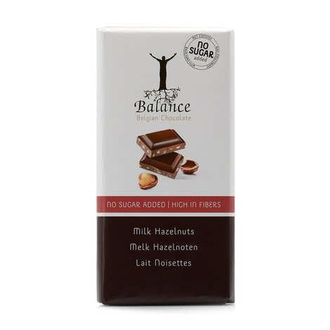 Balance - Sugar Free Milk & nuts Chocolate