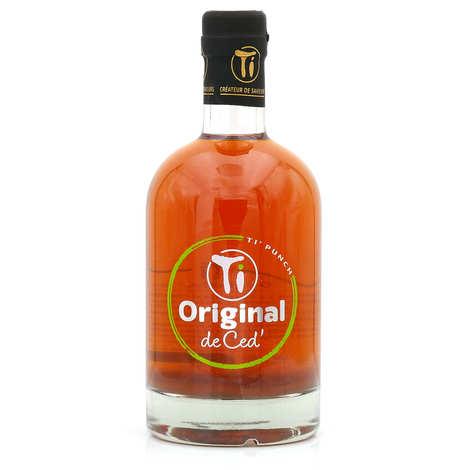 Les rhums de Ced' - Rum Punch Ti Punch 41.1°