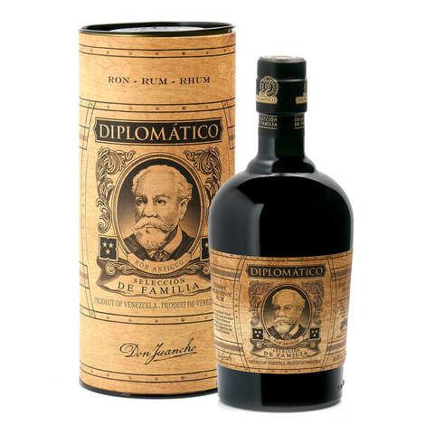 Destilerias Unidas - Diplomatico seleccion de la familia rum