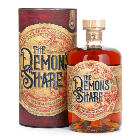 The Demon's Share - The Demon's share 6 ans rhum - 40°