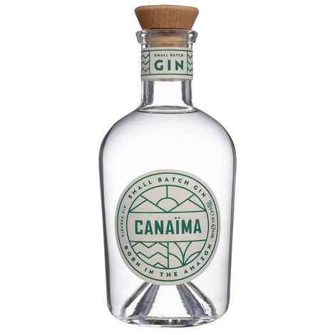 Destilerias Unidas - Canaima Gin from Venezuela 47%