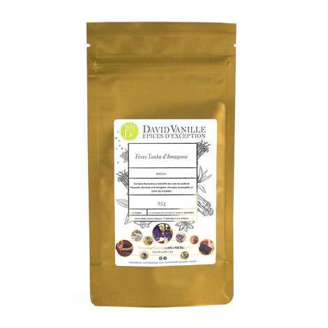 David Vanille - Whole Tonka Beans from Brazil