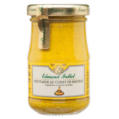 Fallot - Moutarde au curry de Madras