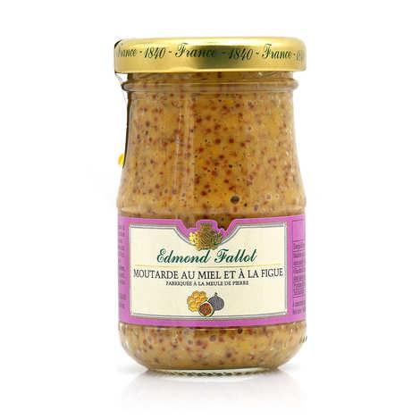 Fallot - Moutarde miel et figue