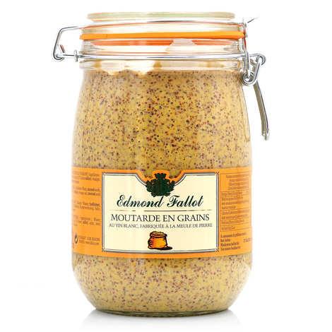 Fallot - Mustard beans - Edmond Fallot 1,1kg