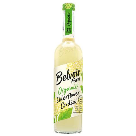 Belvoir - Organic handmade syrup with elderflower