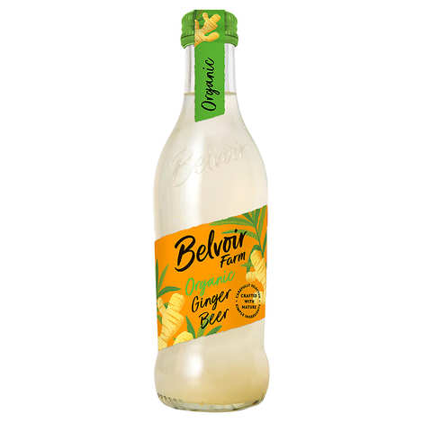 Belvoir - Sparkling with organic ginger