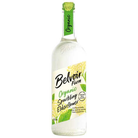 Belvoir - Belvoir Pressé à la fleur de sureau - pétillant bio