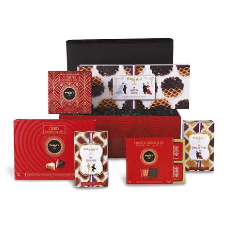 "Maxim's de Paris - Maxim's ""100% Gourmand"" Gourmet Gift Box"