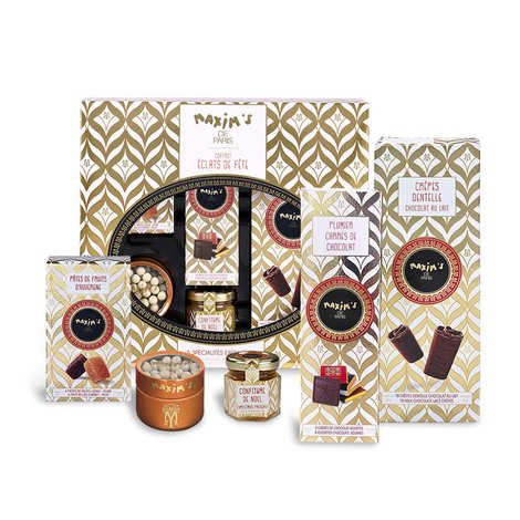 "Maxim's de Paris - Christmas Gift Box 2019 ""Party Glow"""